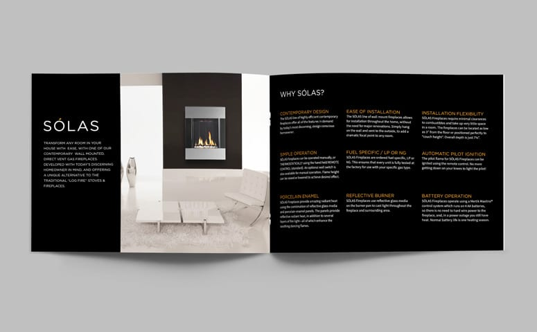 SOLAS Branding and Design