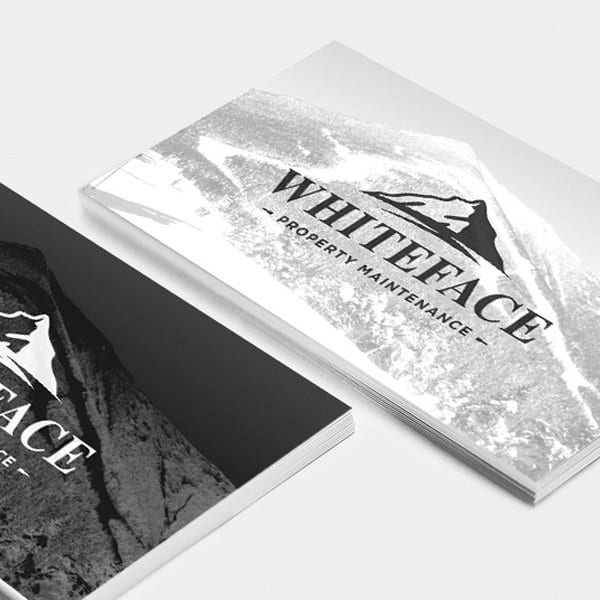 Whiteface Property Maintenance Logo Design